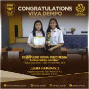 Olimpiade Kimia Indonesia Universitas Jember