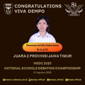 NSDC (National Schools Debating Championship)