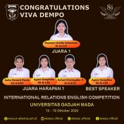 International Relation English Competition