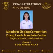 Mandarin Singing Competition