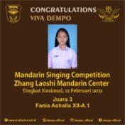 Mandarin Singing Competition