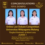 Online Law Debate Competition