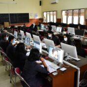 Ujian Satuan Pendidikan (USP) Lisan Kelas XII Tahun Ajaran 2020/2021